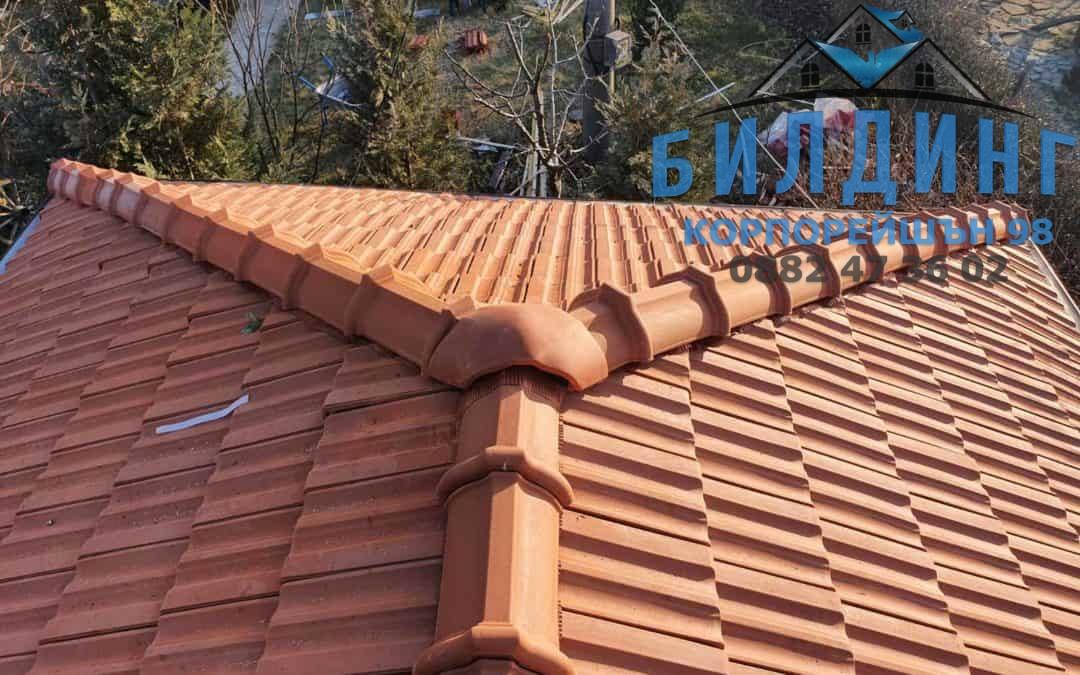 5 съвета за поддръжка на покрив, след обстоен ремонт на покрив!