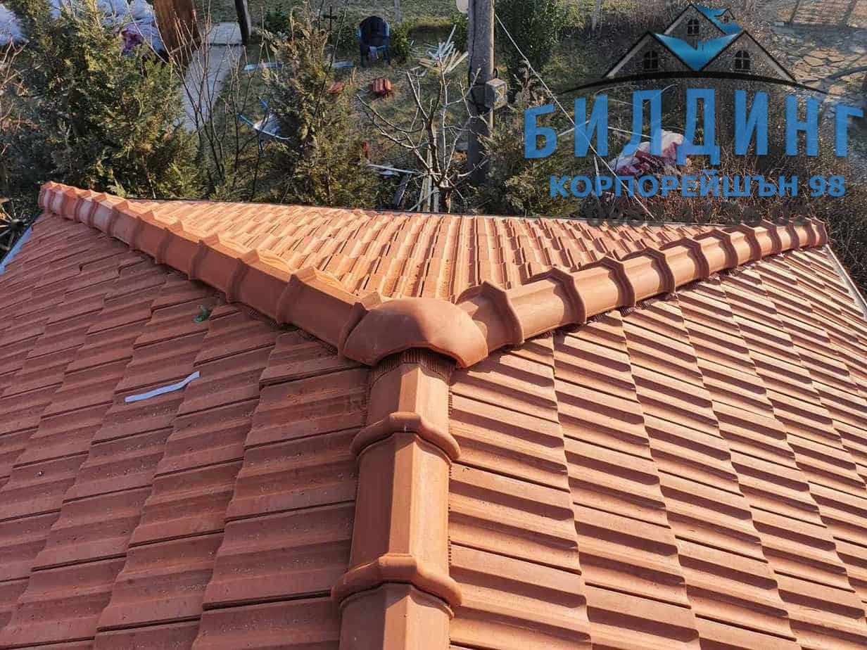 поддръжка на покрив