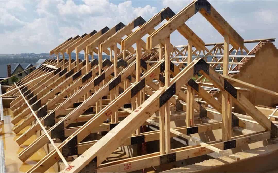Елементи на дървените покривни конструкции