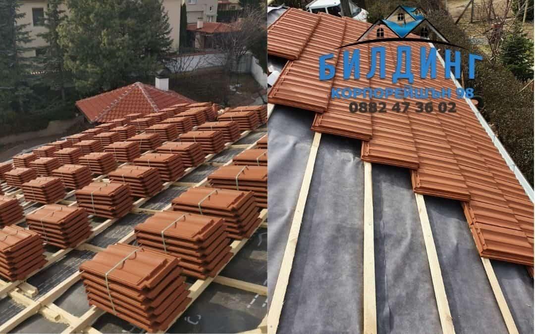 Изграждане на нов покрив с дървена конструкция – предимства!