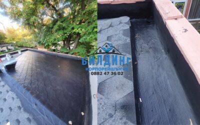 Фирма за ремонт на покриви Гоце Делчев