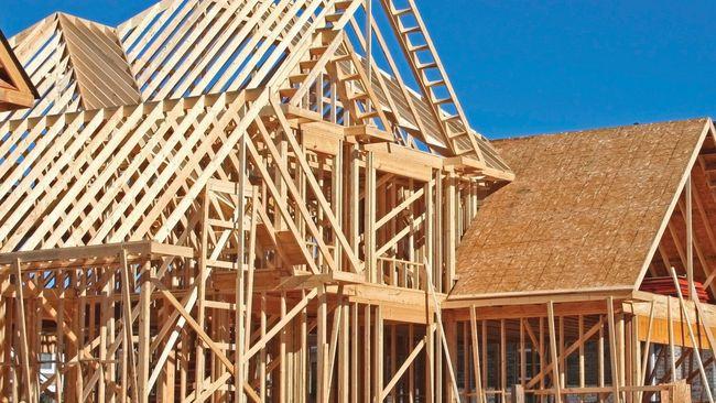 Какъв е подходящия наклон при изграждане на покрив ?